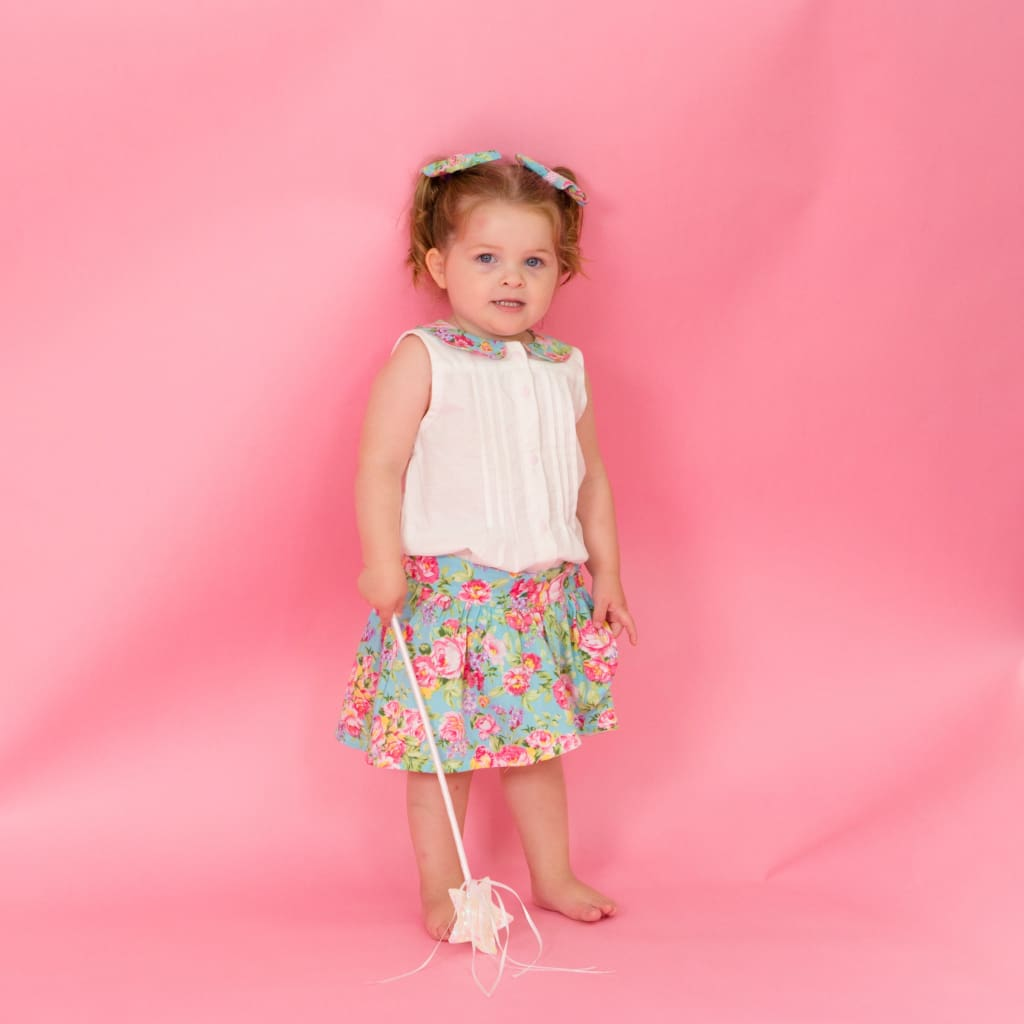 Tadah! Patterns - Tulip Skirt (Girls) - All Products