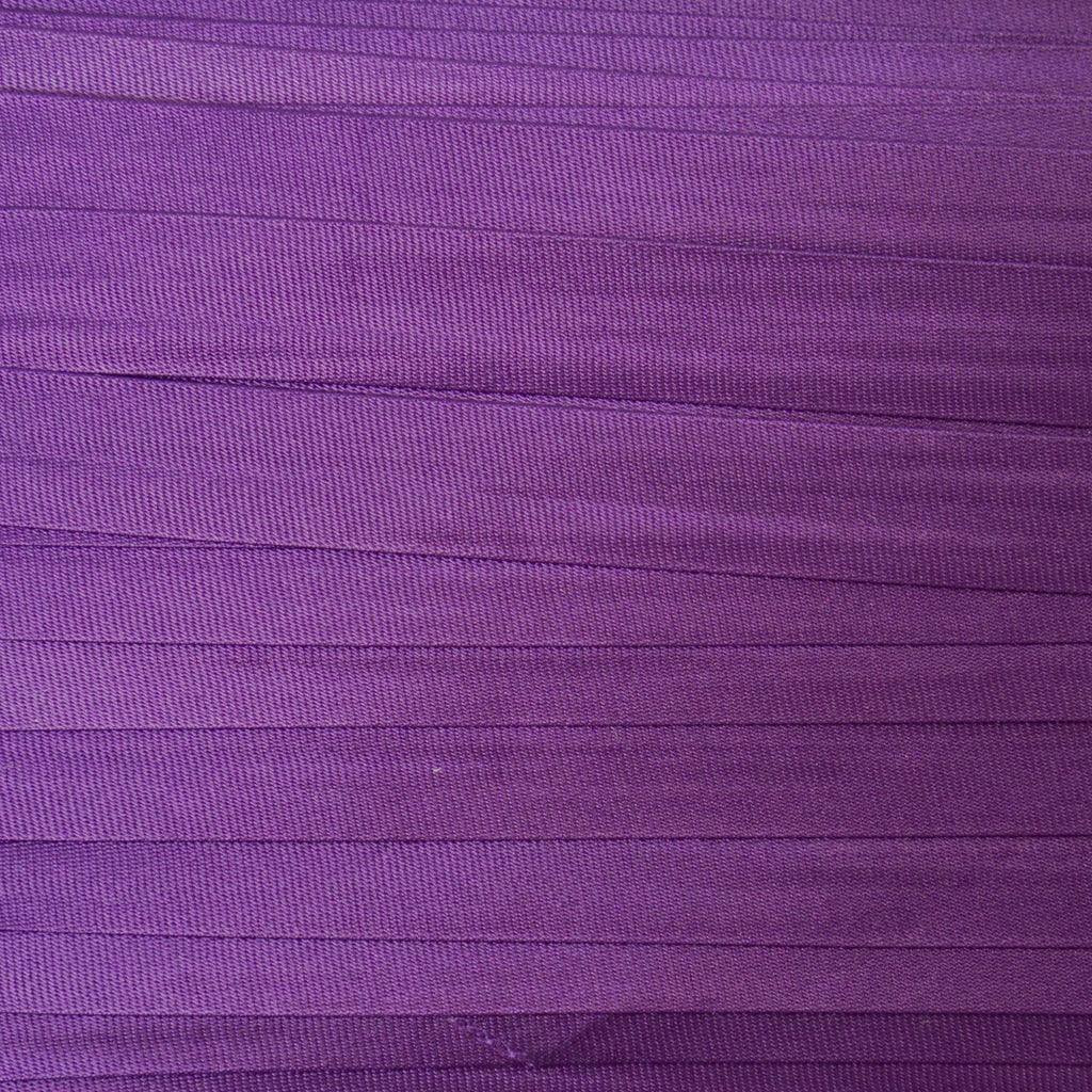 Sewing Gem - 12mm Satin Bias Binding - Purple