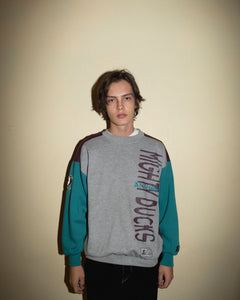 Vintage Starter Mighty Ducks Sweatshirt (L)