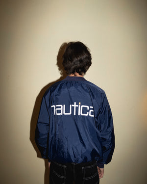 Vintage Nautica Spray Jacket (L)