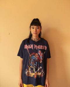 Vintage Iron Maiden T-Shirt (L/XL)
