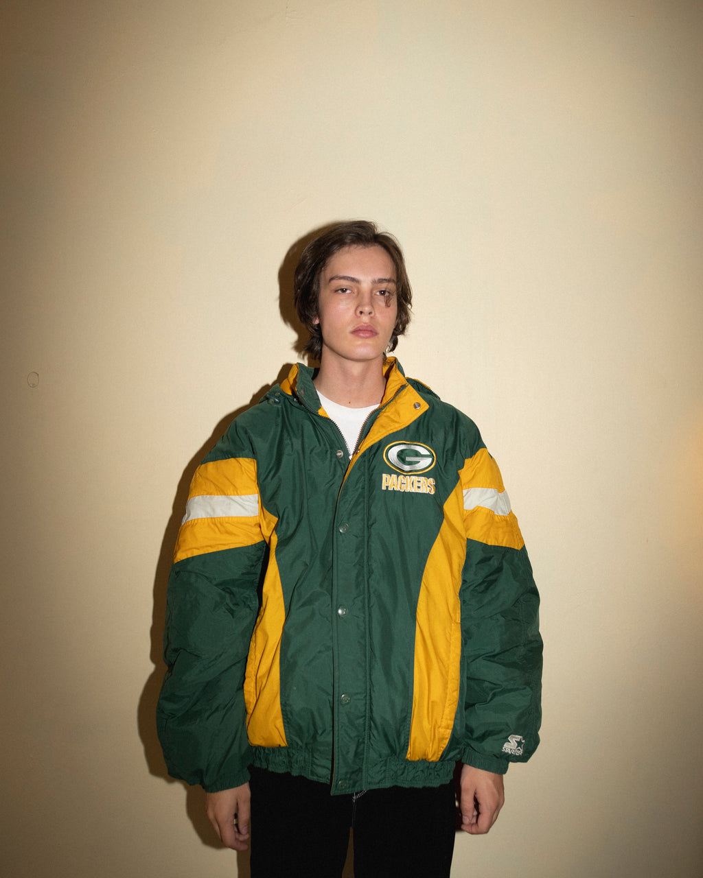 Vintage Starter Packers Jacket (XL/XXL)
