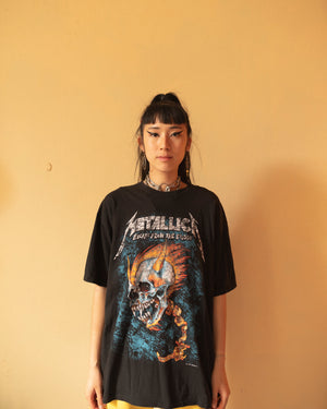 Vintage Metallica T-Shirt (L/XL)