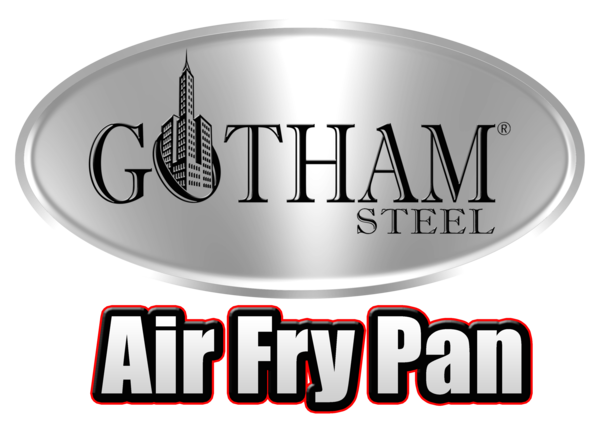 The Gotham Steel Air Fry Pan | Fry food without oil or butter