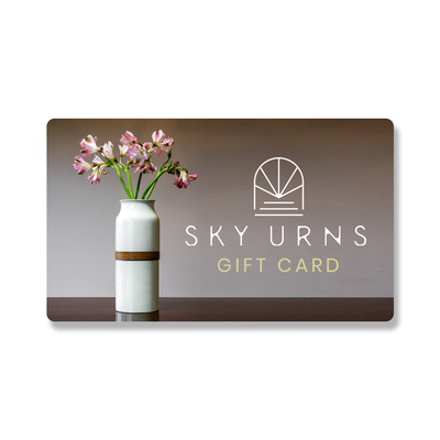 Sky Urns Gift Card