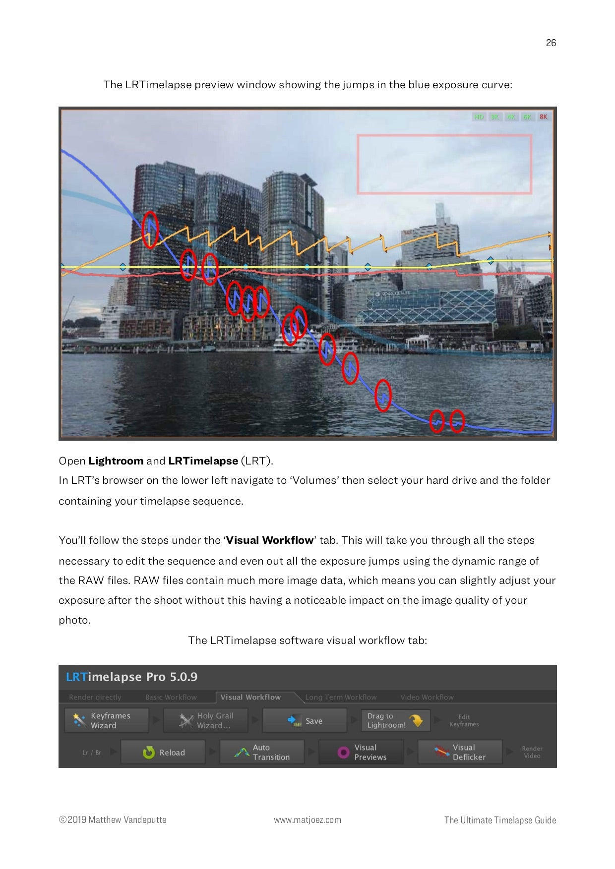 Time Lapse Shooting And Processing Ebook