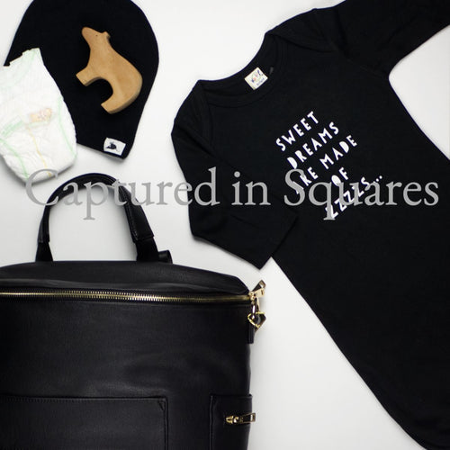 Monochromatic Baby Items