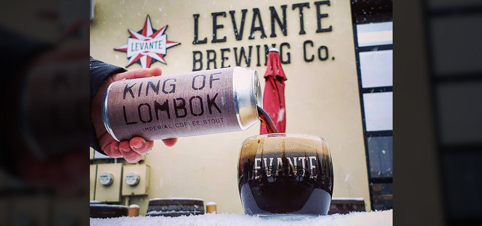 King of Lombok - Brewed to Benefit