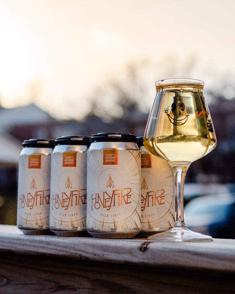 Honeyfire Hard Cider