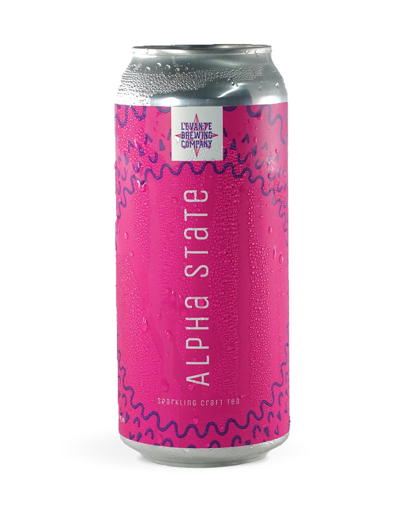 Alpha State - Sparkling Craft Tea - 5%