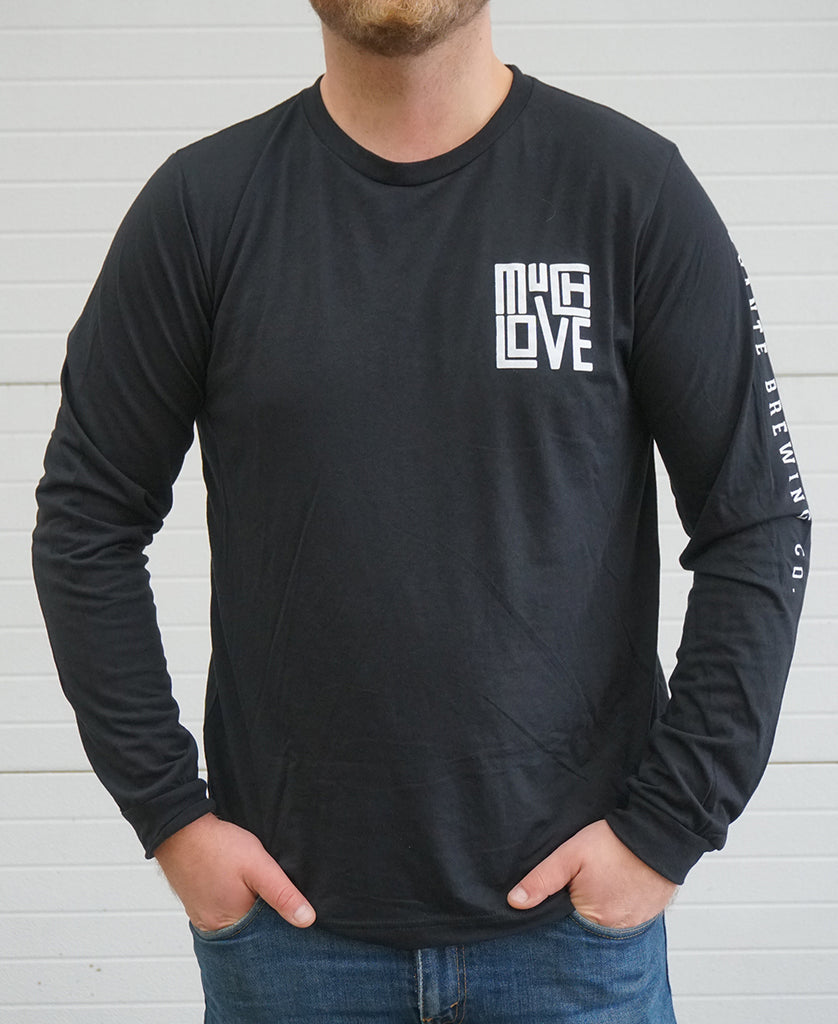 Much Love Long Sleeve - Black