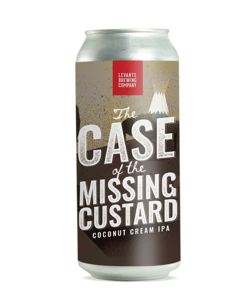 The Case of the Missing Custard - Coconut Cream IPA