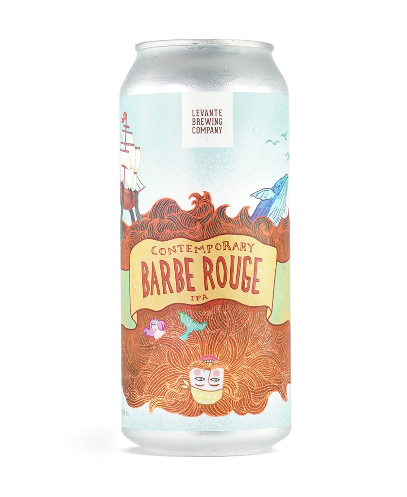 Contemporary Barbe Rouge - IPA