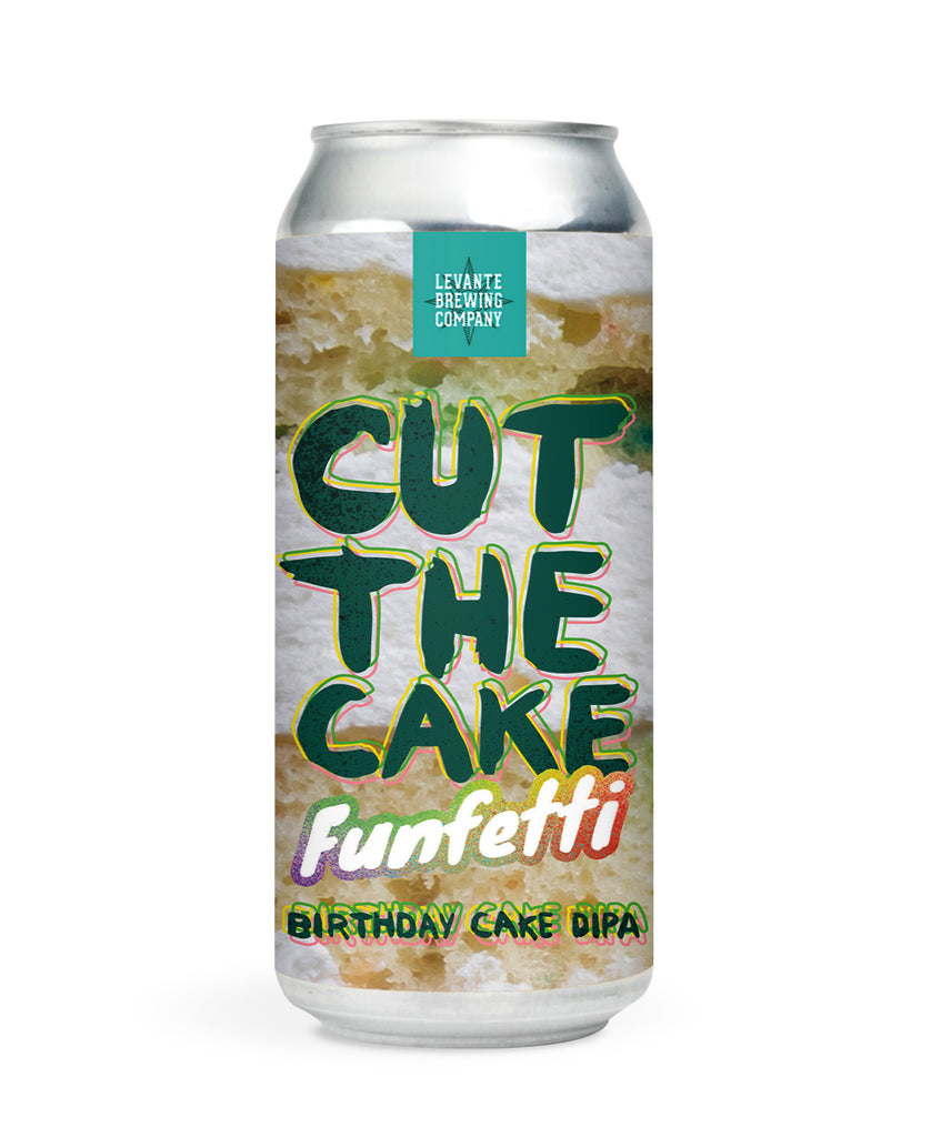 Cut the Cake! Funfetti - Birthday Cake DIPA