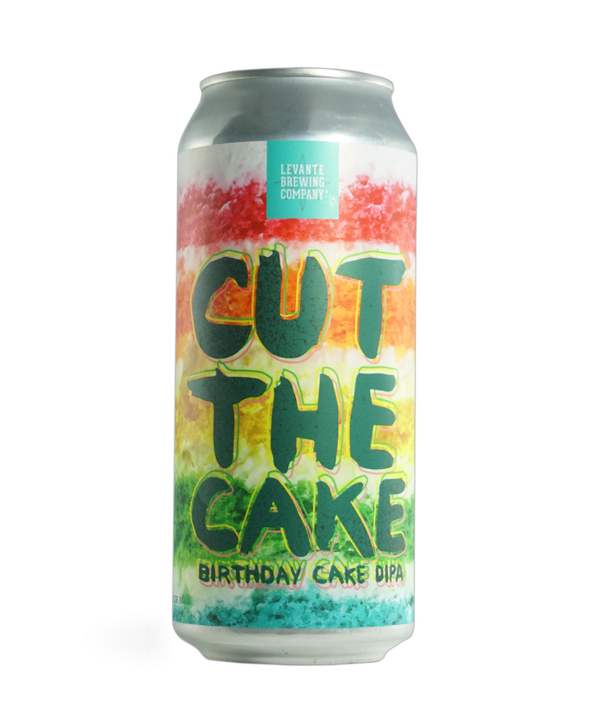 Cut the Cake! - Birthday Cake IPA