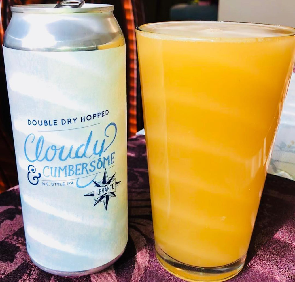 DDH Cloudy & Cumbersome - Double Dry-Hopped IPA
