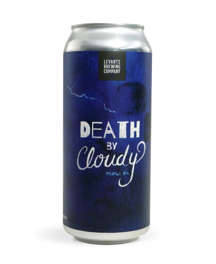 Death by Cloudy Triple IPA