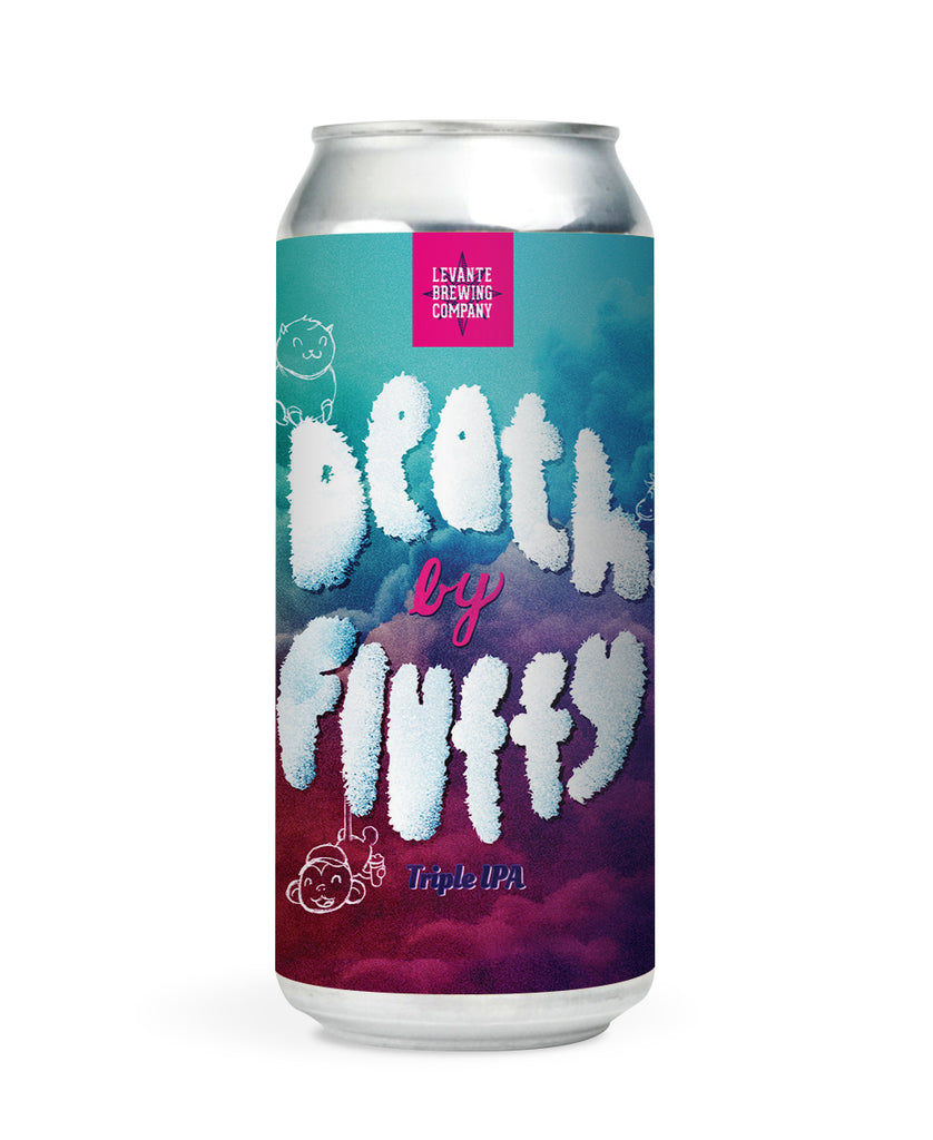 Death by Fluffy - Triple IPA