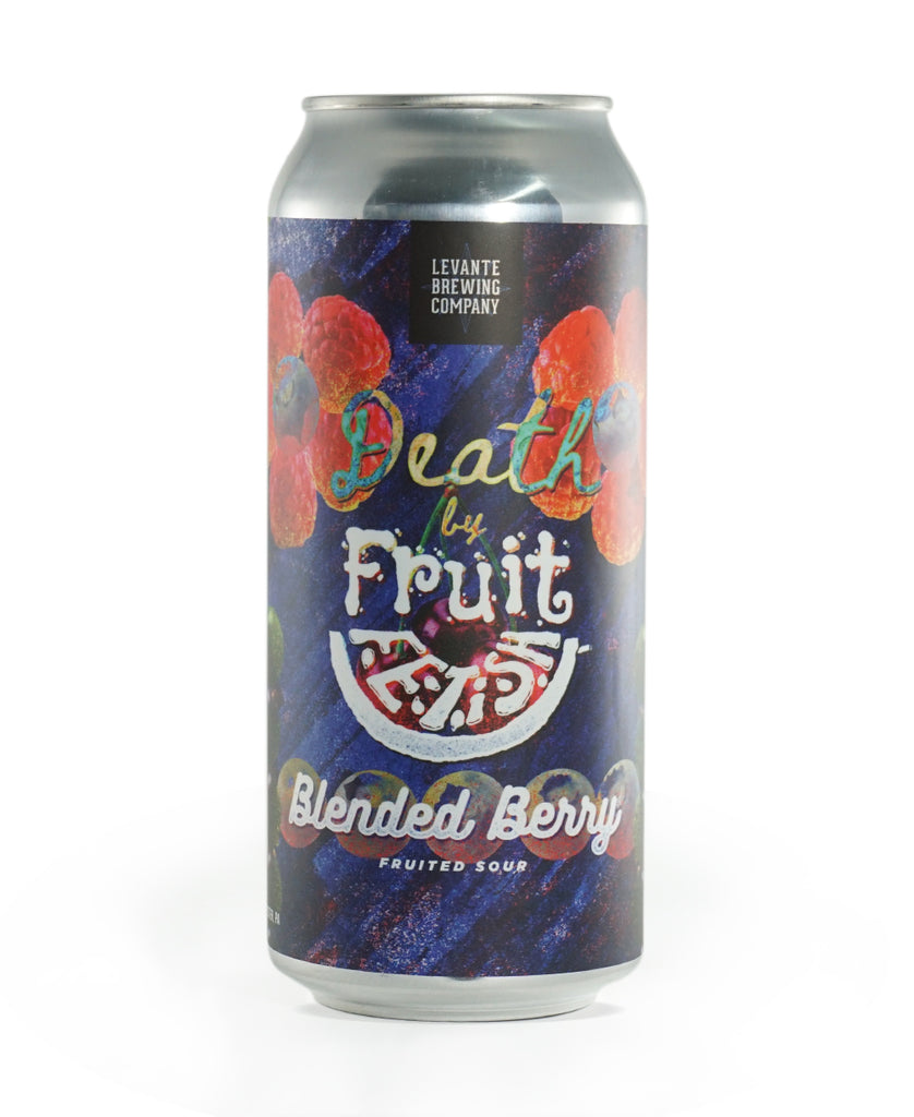 Death by Fruit Fetish - Blended Berry - Triple Fruited Sour