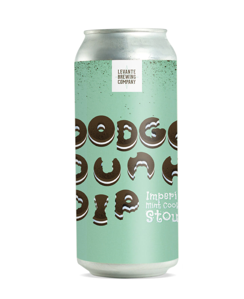 Dodge, Dunk, Dip - Mint Oreo Stout