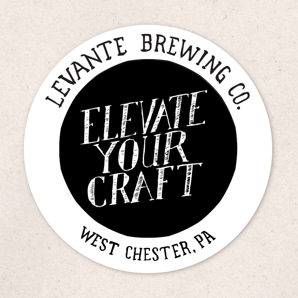 Elevate Your Craft Sticker