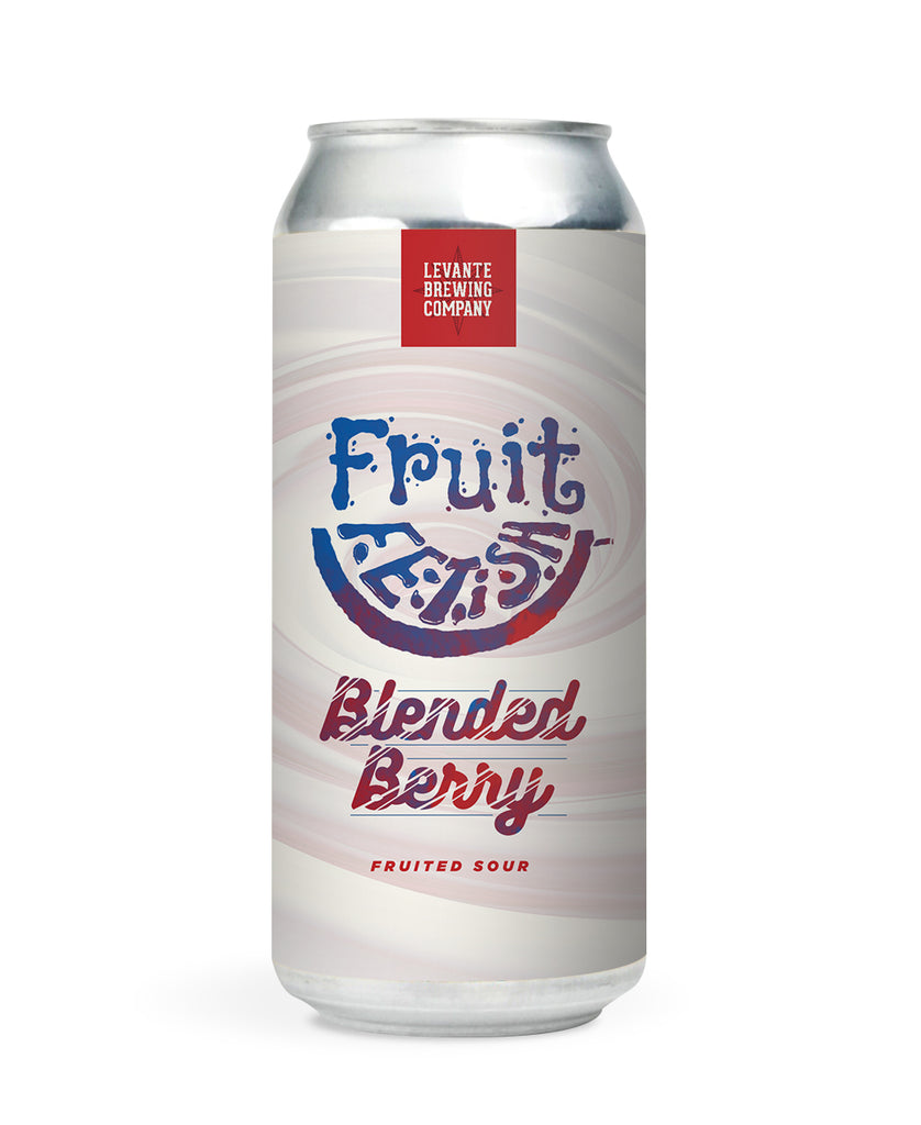 Fruit Fetish Blended Berry - Fruited Sour