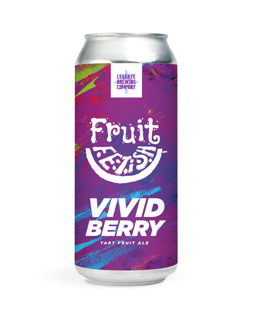 Fruit Fetish Vivid Berry - Tart Fruit Ale