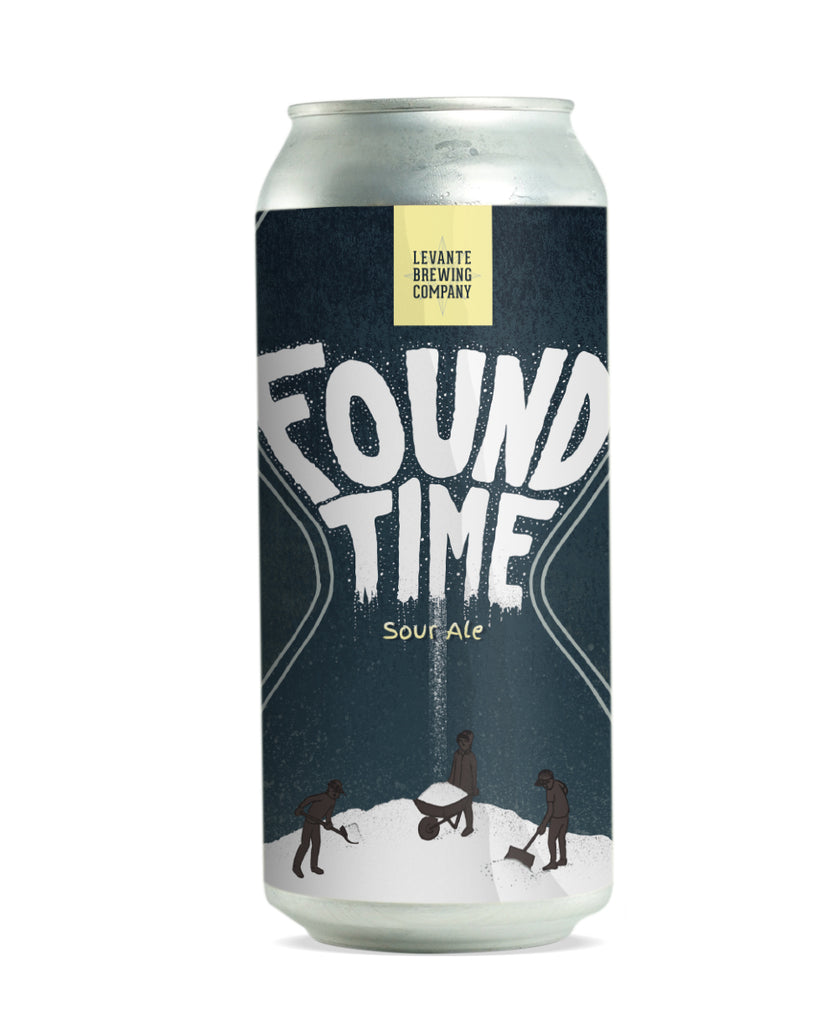 Found Time (La Cabra Collab) - Tangerine Sour