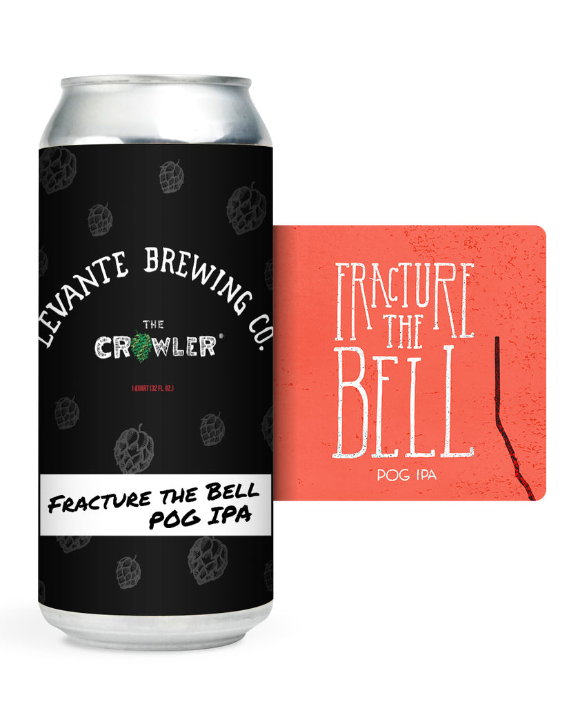 Fracture the Bell POG IPA (Crowler)