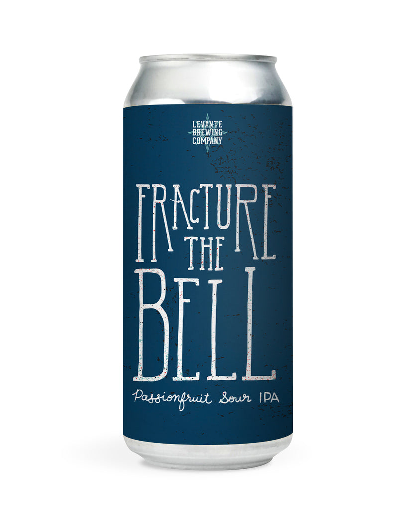 Fracture the Bell - Passionfruit Sour IPA