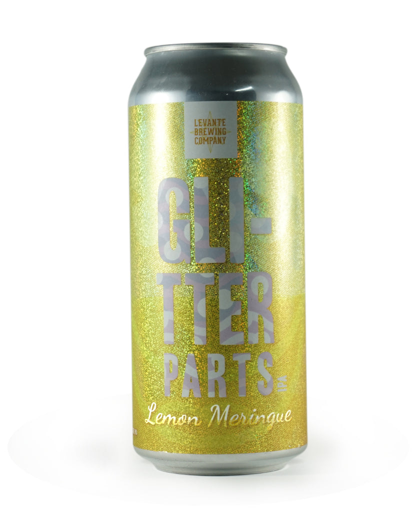 Glitter Parts - Lemon Meringue - IPA