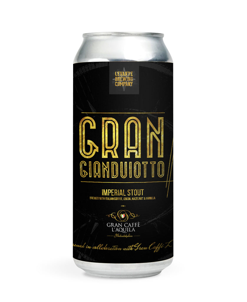 Gran Gianduiotto - Imperial Stout (2 Glass Bundle)