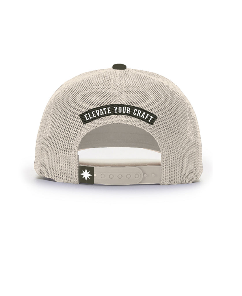 Low Crown Trucker Hat