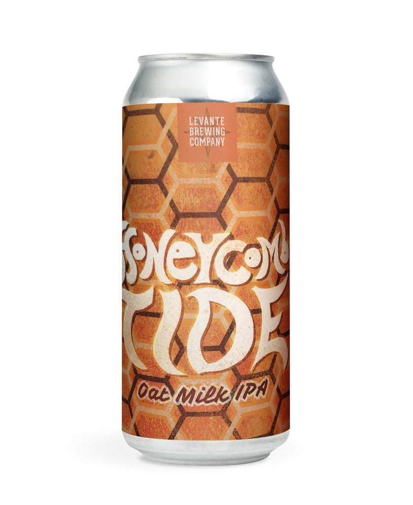 Honeycomb Tide - Oat Milk IPA