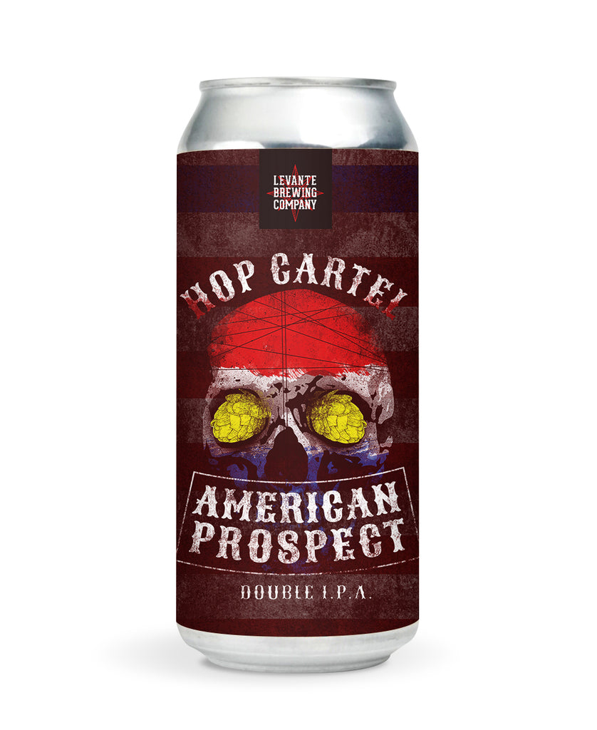 Hop Cartel: American Propsect - Double IPA