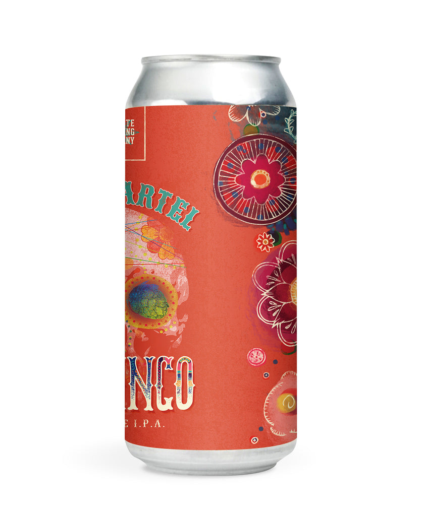 Hop Cartel: El Cinco - Double IPA