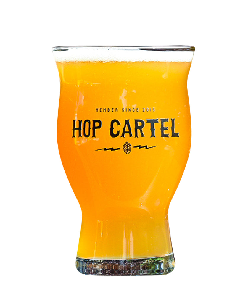 Hop Cartel Revival Glass - 16 oz Glass