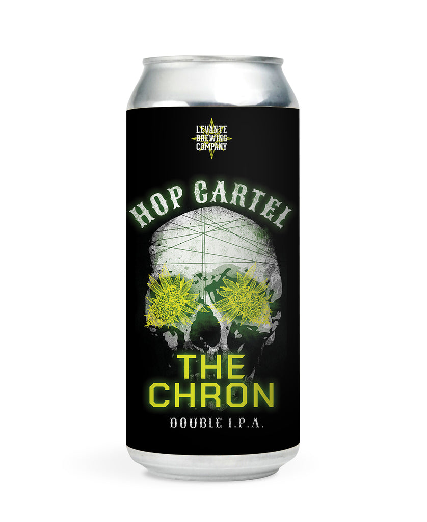 Hop Cartel: The Chron - Double IPA