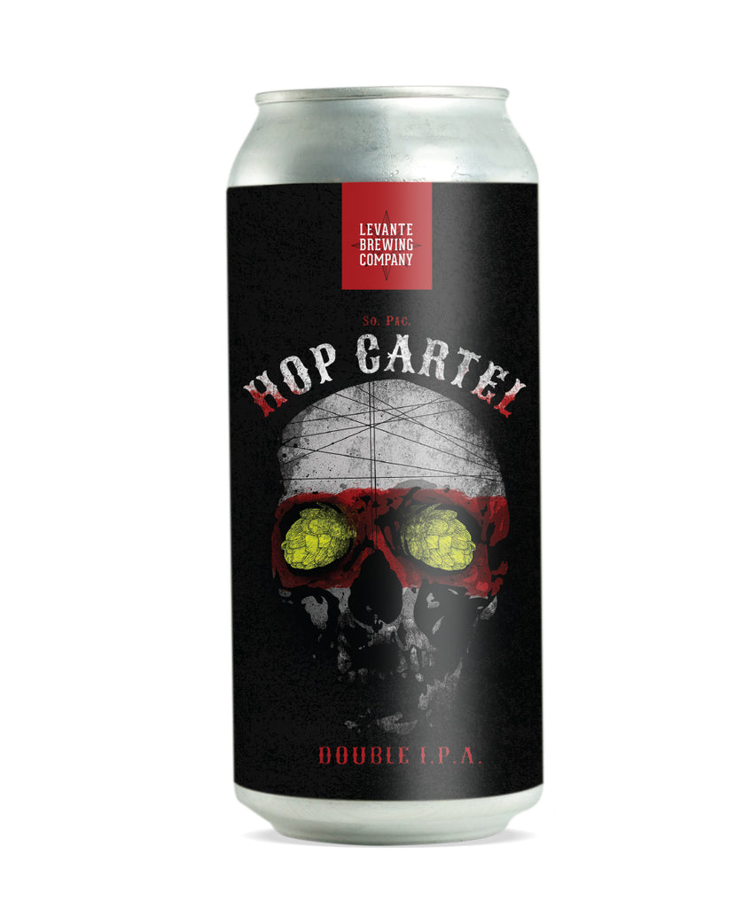 Hop Cartel - Double IPA