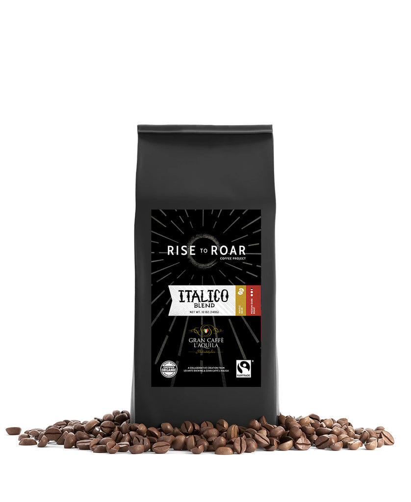 Italico Blend - Whole Bean Coffee