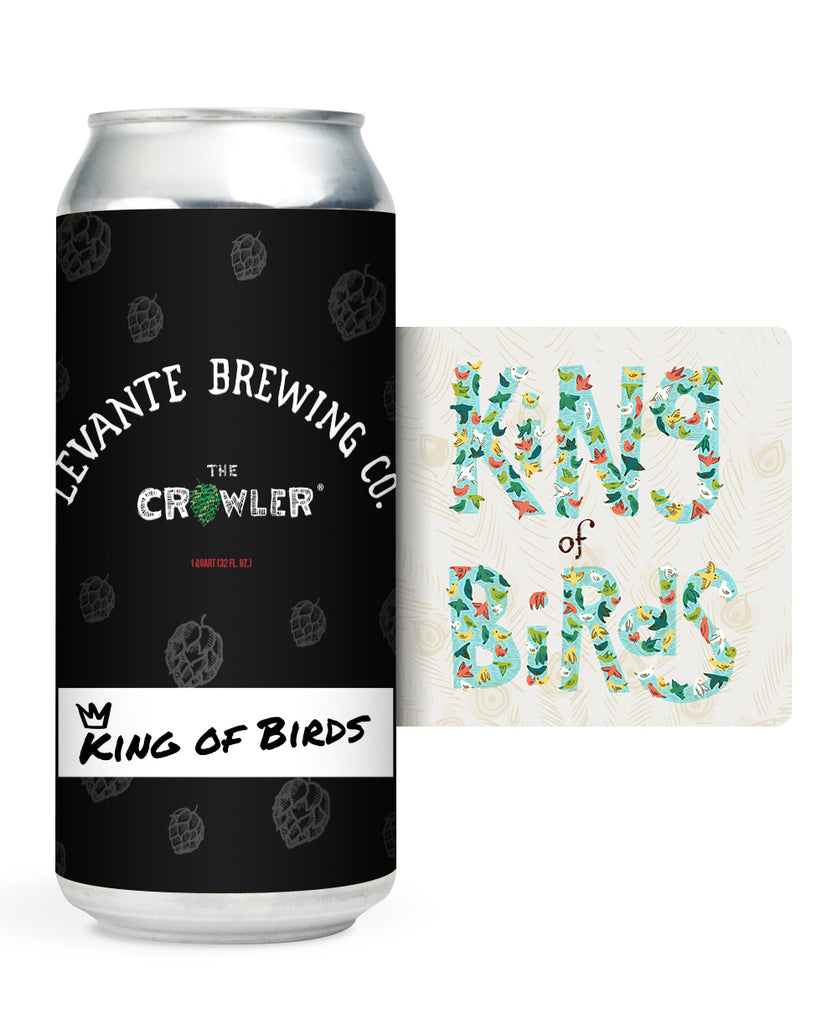 King of Birds - Imperial Stout (Crowler)