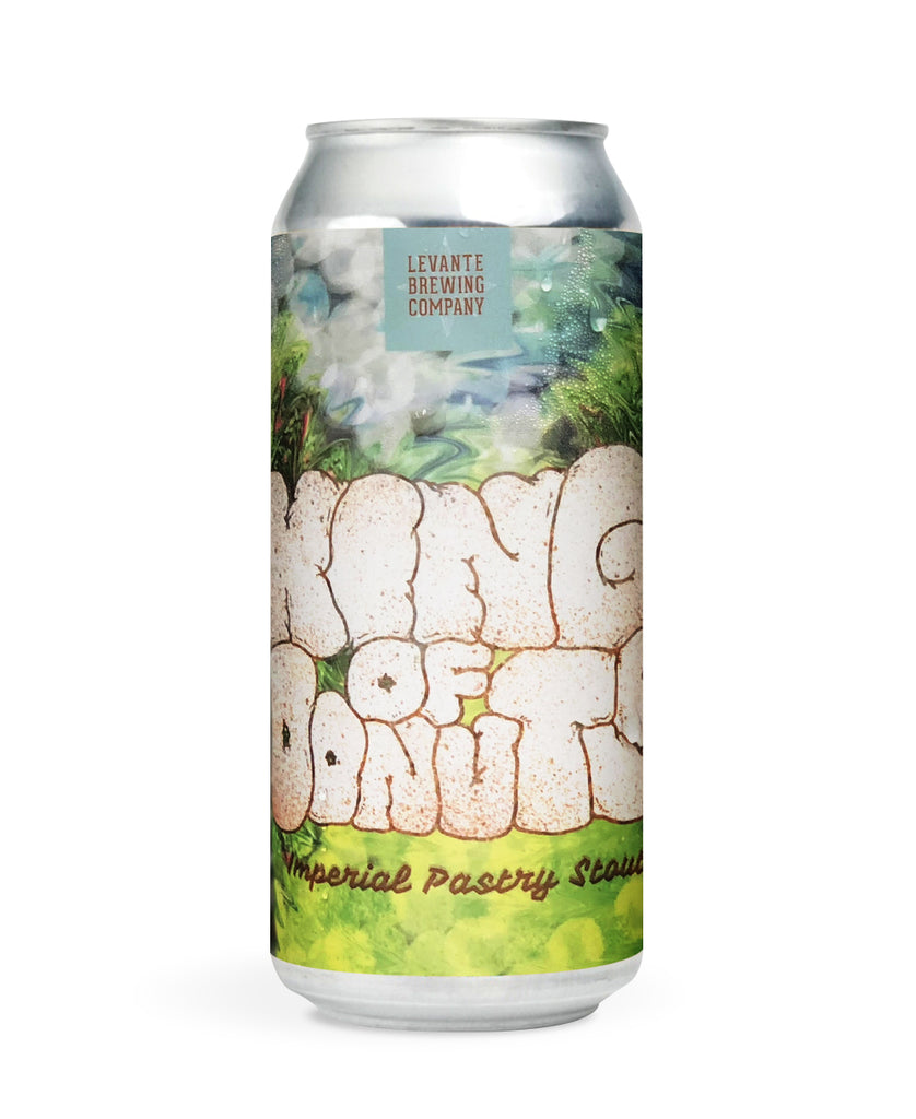 King of Donuts - Imperial Stout
