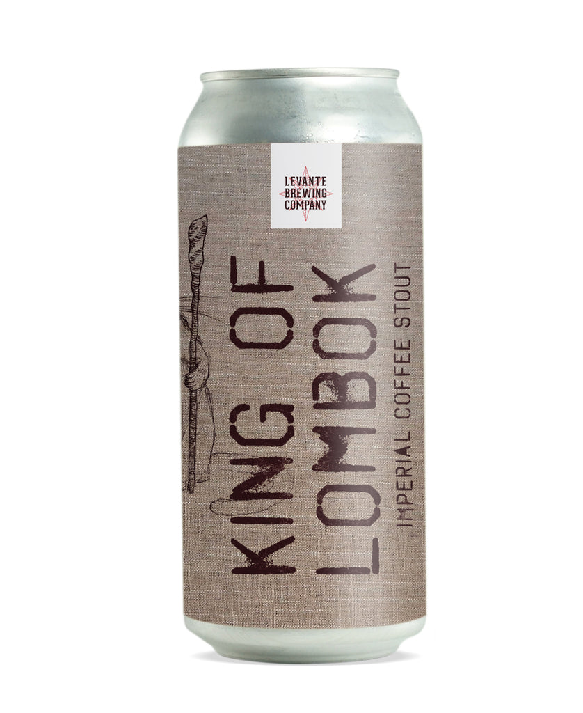 King of Lombok - Imperial Coffee Stout