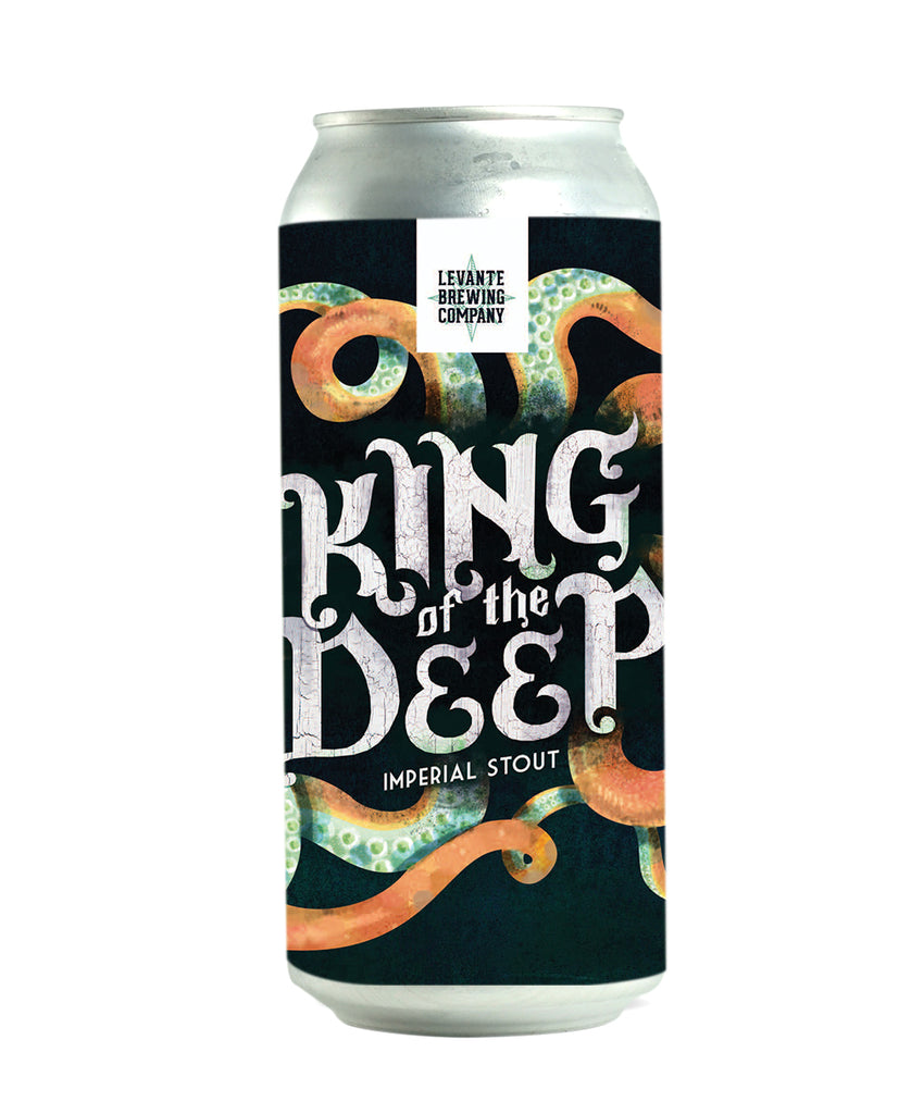 King of the Deep - Imperial Stout