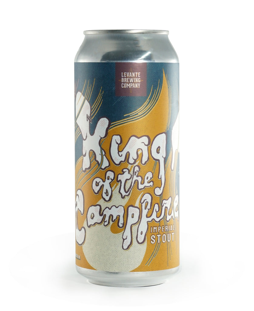 King of the Campfire - S'more Stout