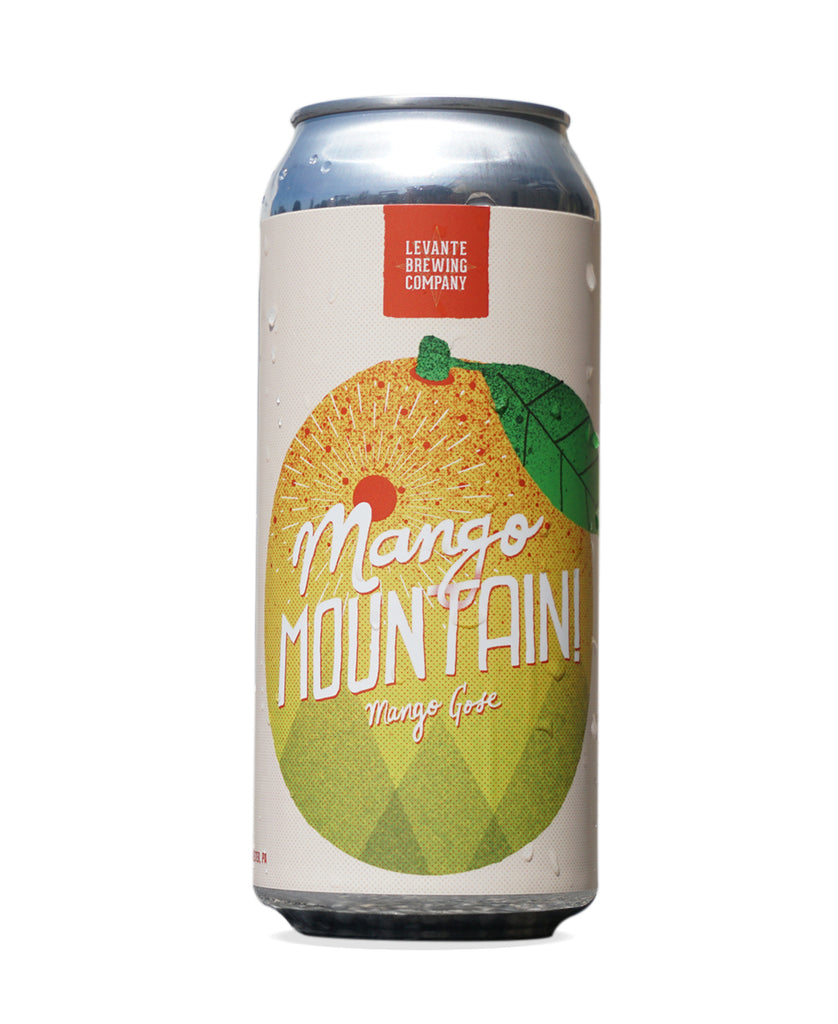 Mango Mountain! - Sour Gose