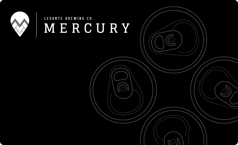 Mercury Gift Card