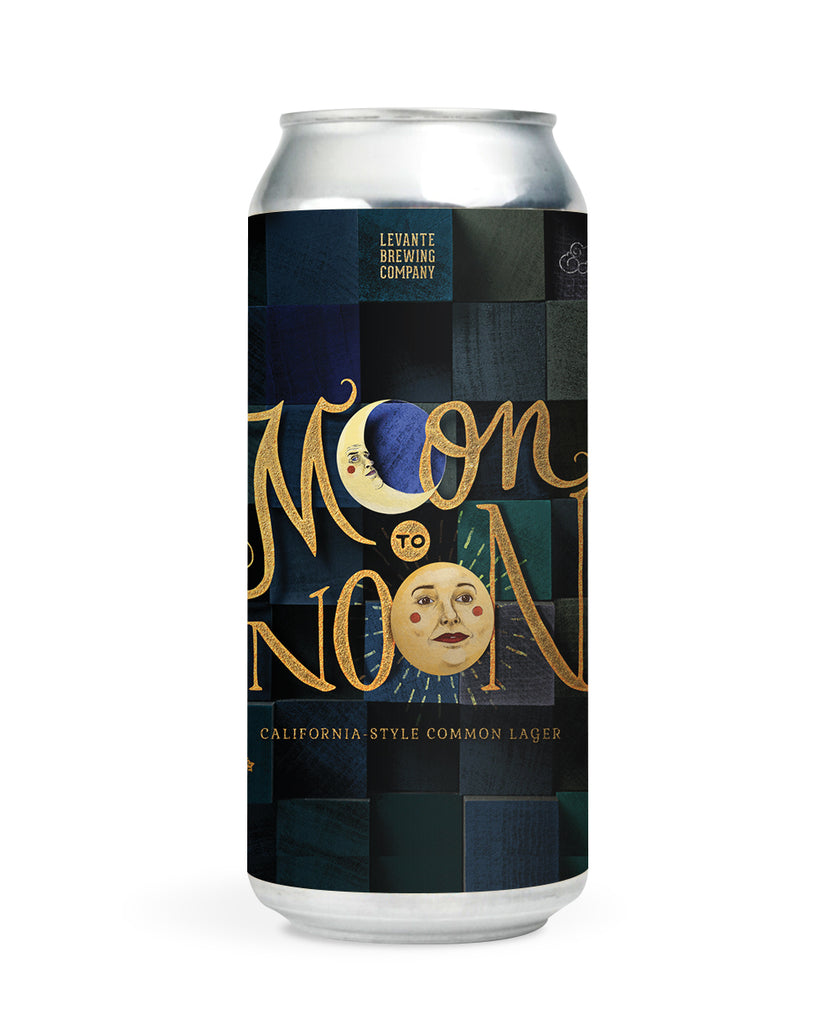 Moon to Noon - Common Lager