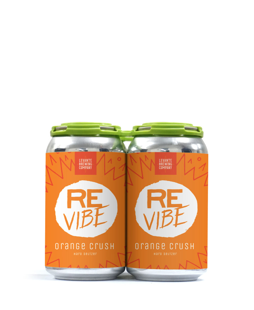 ReVibe - Orange Crush - Sparkling Seltzer (Limited Edition)