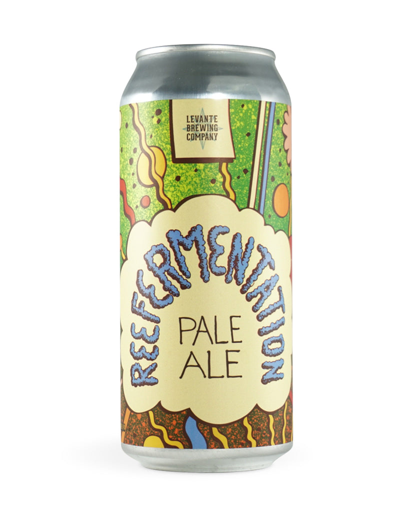ReeferMentation - Terpene Pale Ale